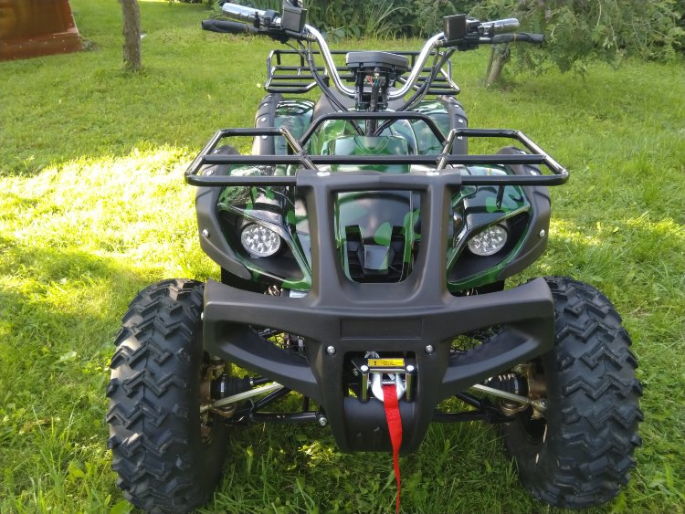 Электроквадроцикл Вездеход-04 4х4 купить в Москве
